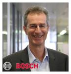 Manfred Baden von Bosch engagiert sich für Produktschutz