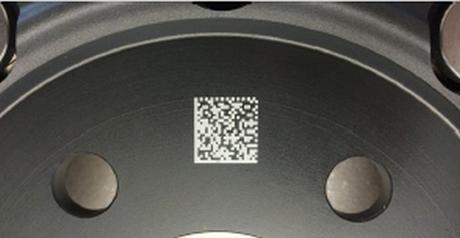 Plagiatschutz durch Einlasern des MAPP-Codes auf das Produkt
