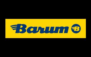 Logo unseres Kunden Barum
