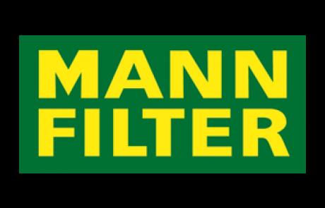 Logo unseres Kunden Mann-Filter