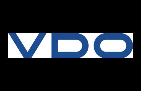 Logo unseres Kunden VDO