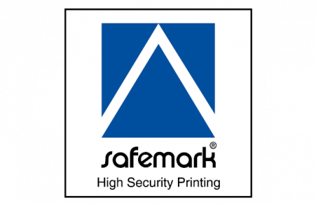 Witte safemark– High Security Printing