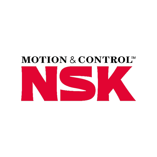 Logo of the mechanical engineering customer NSK