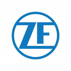 Logo of our costumer ZF